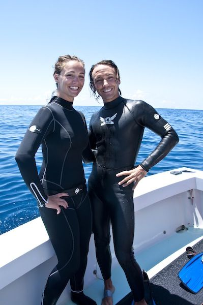 High Performing Wetsuits