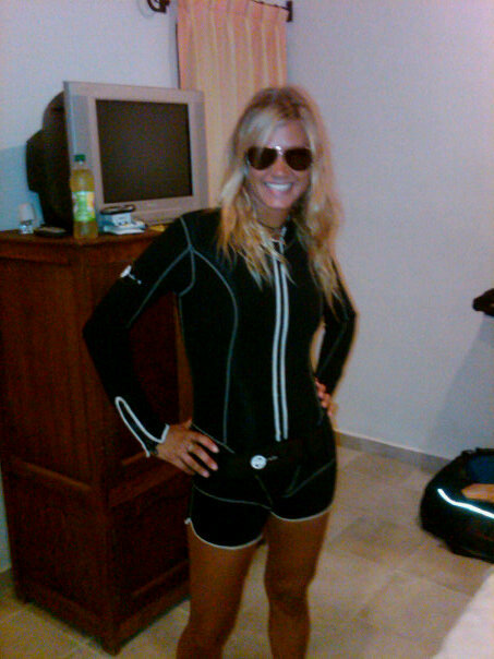 Sexy Womens Wetsuit