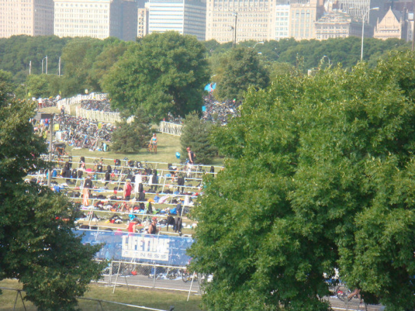 Chicago Triathlon