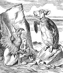Alice in Wonderland Mock Turtle