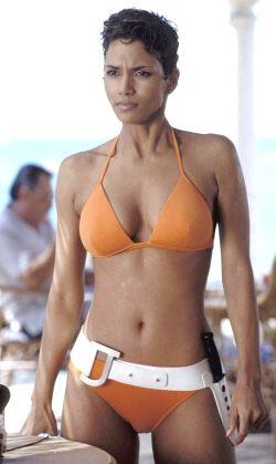 Halle Berry Bond Girl