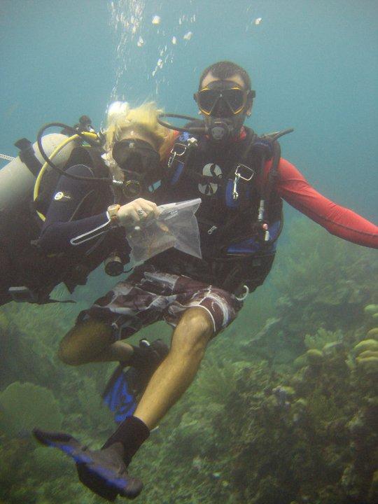 Lionfish Hunting