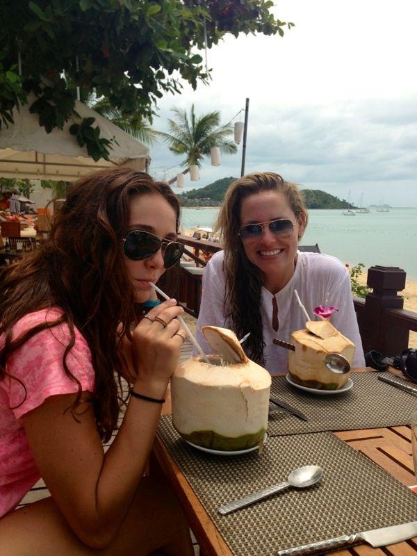 We <3 coconuts!