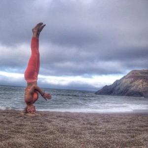 Yoga with PB