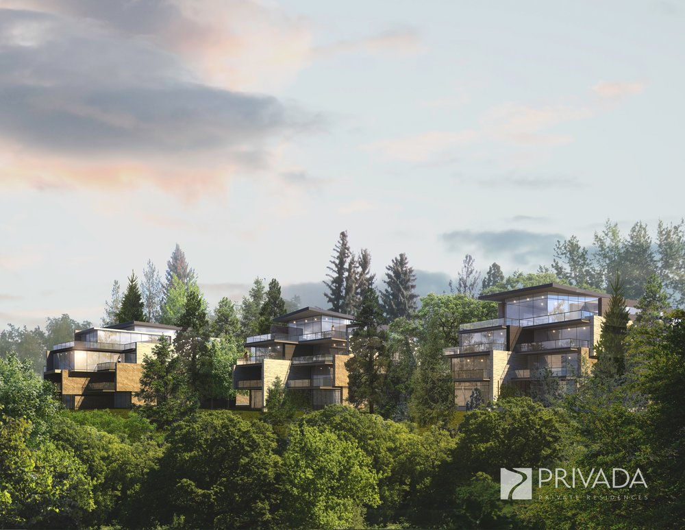 privada private residences -