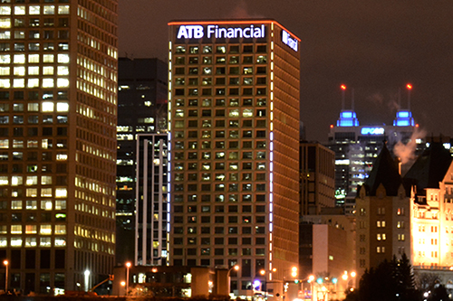 ATB FINANCIAL consolidation -