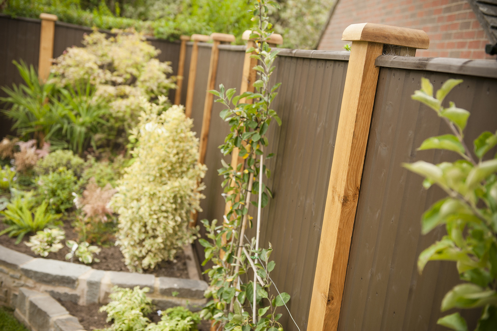 Quality fencing custom-built