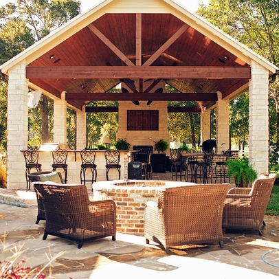 Outdoor room/pavilion