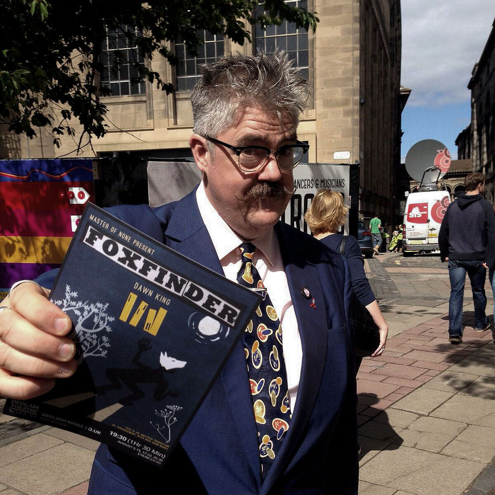 Phil Jupitus joining the cause