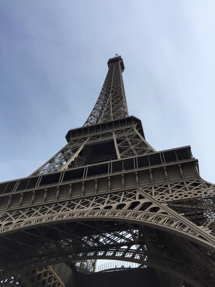 Sneak peek of Paris
