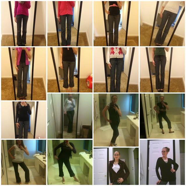 Monthly Recap Post: Linen Pants