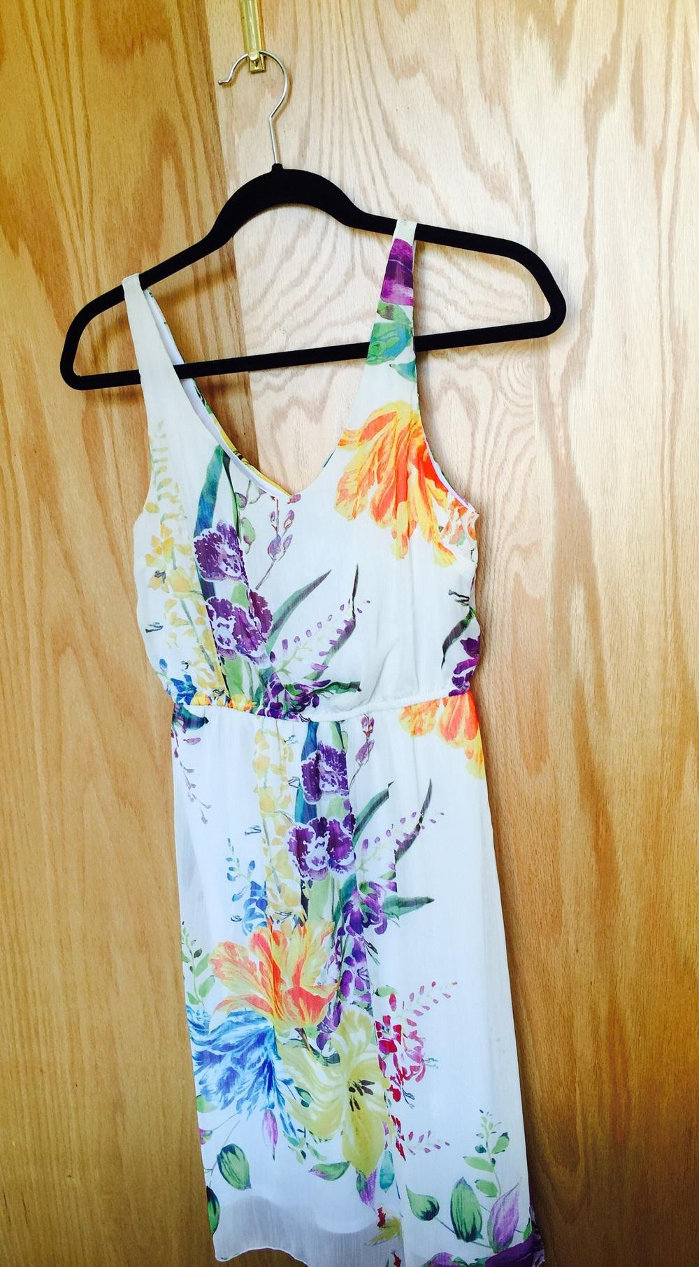Rediscover Flower Dress