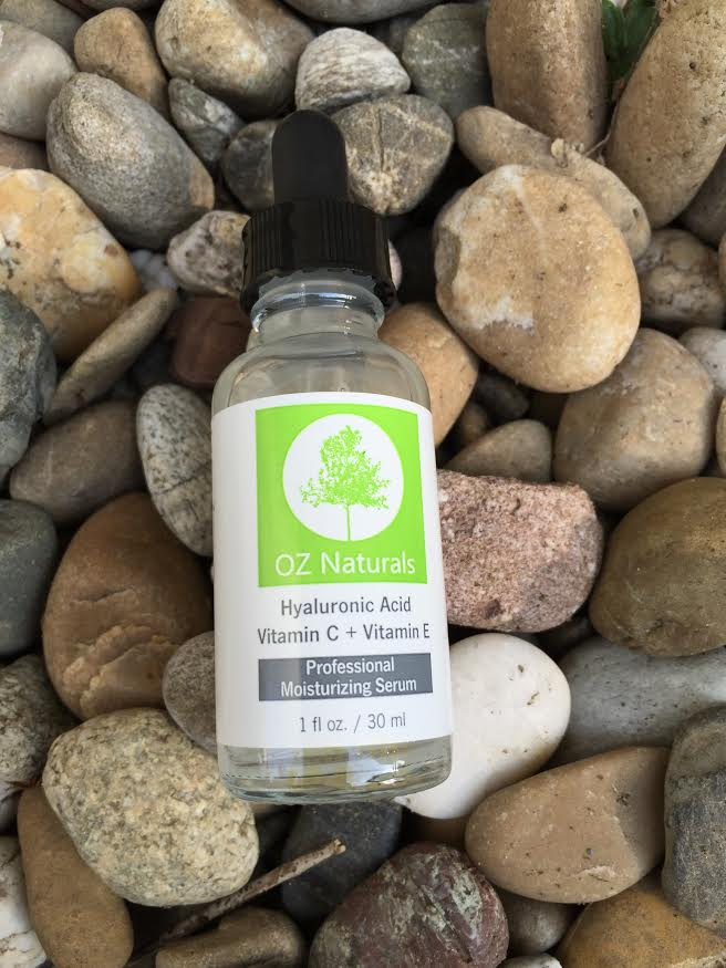 Review: OZ Naturals Hyaluronic Acid Serum