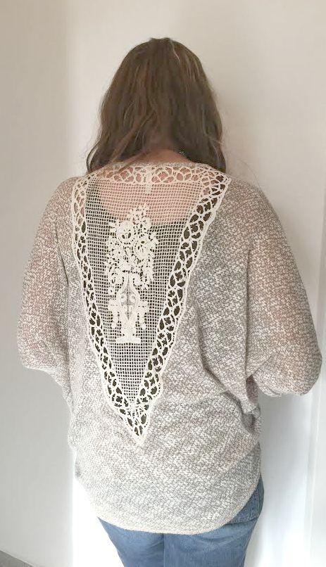 Crochet Back