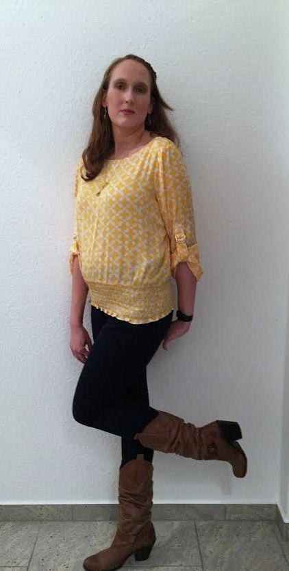 WIWW: Mustard Yellow