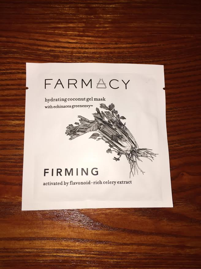 Review: Farmacy Beauty Hydrating Gel Mask