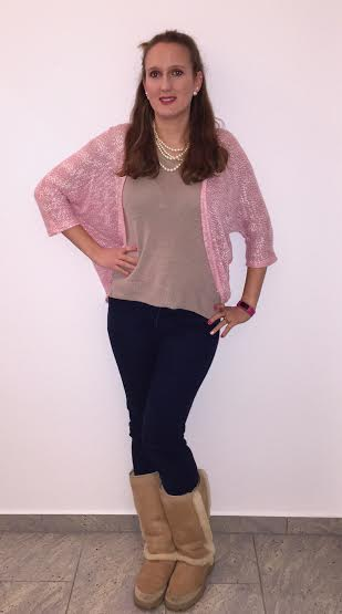 BBCA DAY 23: Pink and Beige Friday