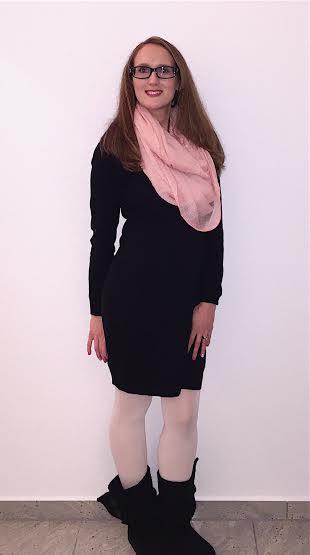 BBCA DAY 26: Black Dress