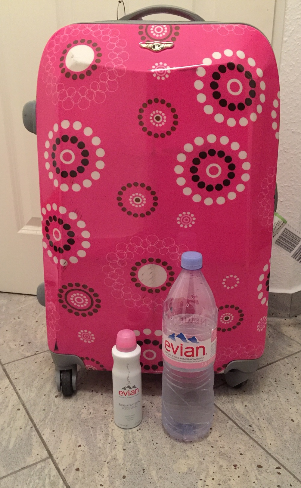 Evian Facial Spray Sweepstake