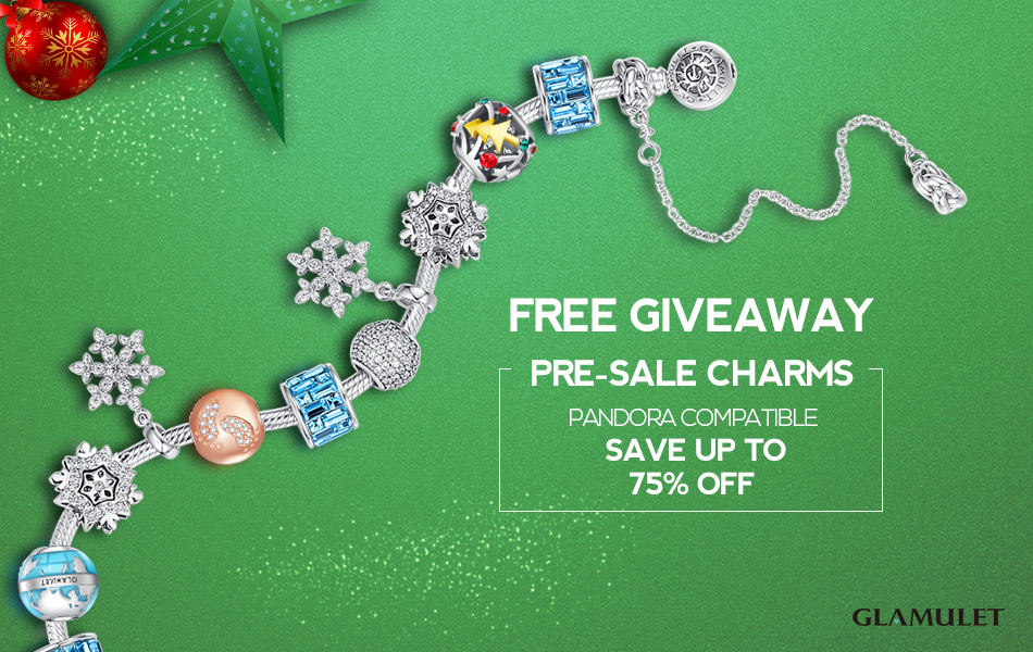 Giveaway: Glamulet Charms/ Pre-sale