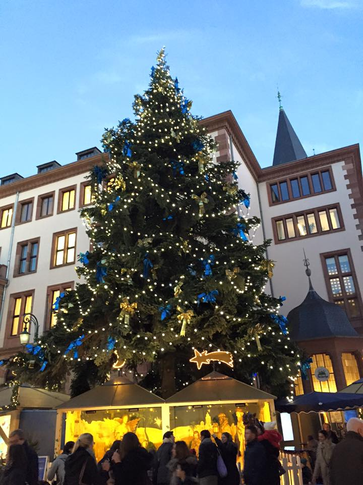Wiesbaden Sternschuppen Markt (Christmas Market)2015