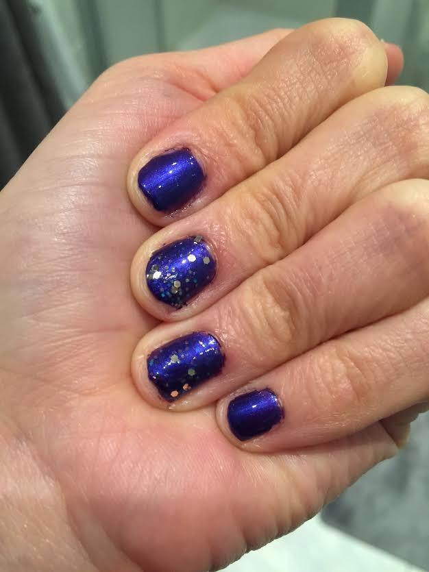 January Nails 2015