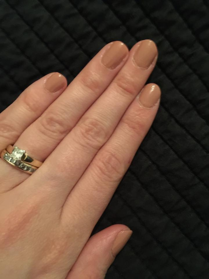 March Nails 2015