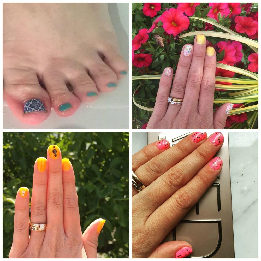June Nails 2015