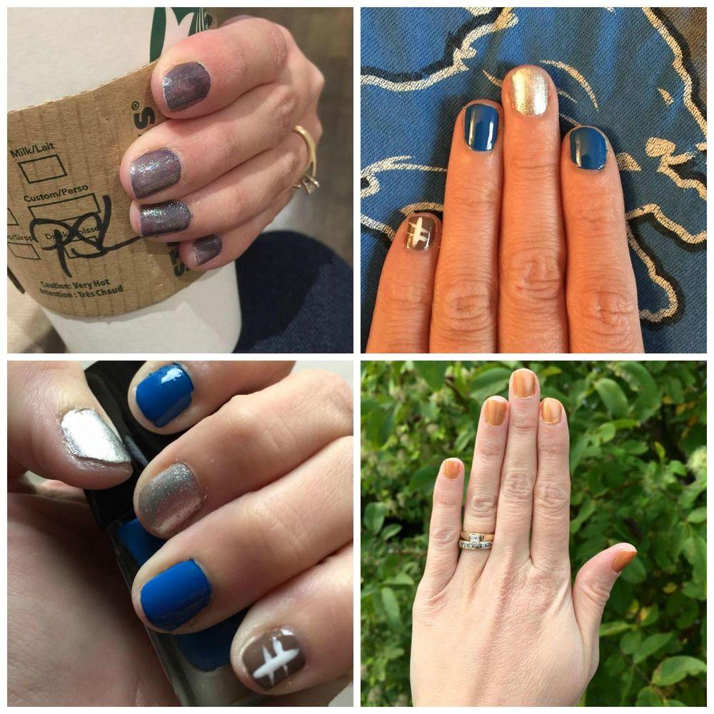 September 2015 Nails