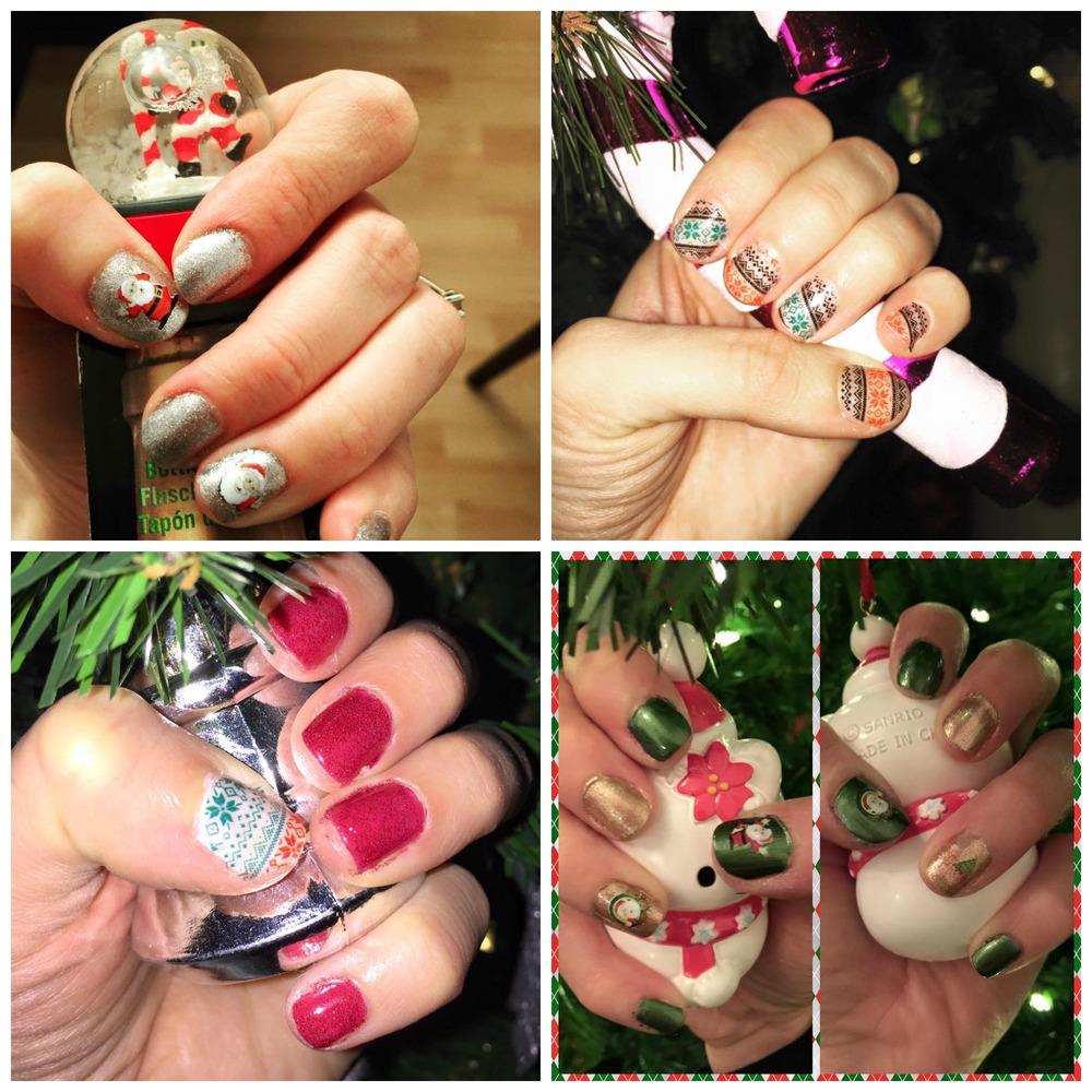 December Nails 2015