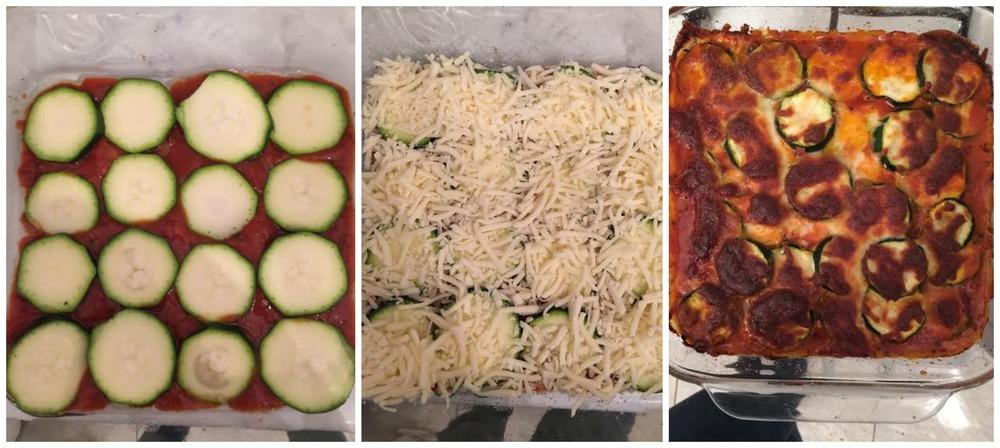 Monthly Recipe: Cheesy Zucchini Bake