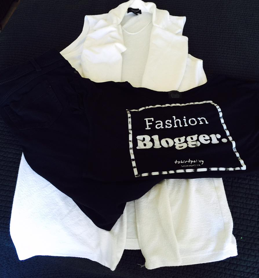 Fashion Blogger T-Shirt