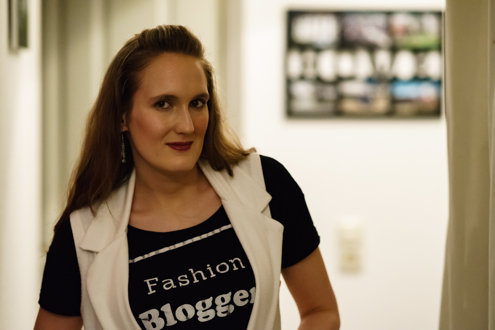 Fashion Blogger T-Shirt