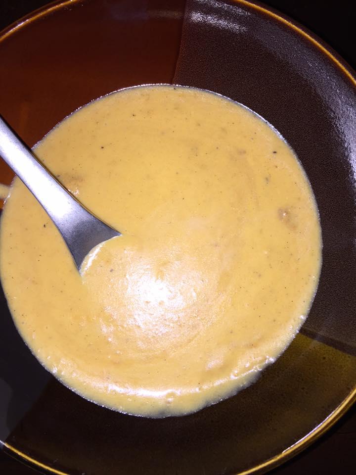 Monthly Recipe: Potato Soup