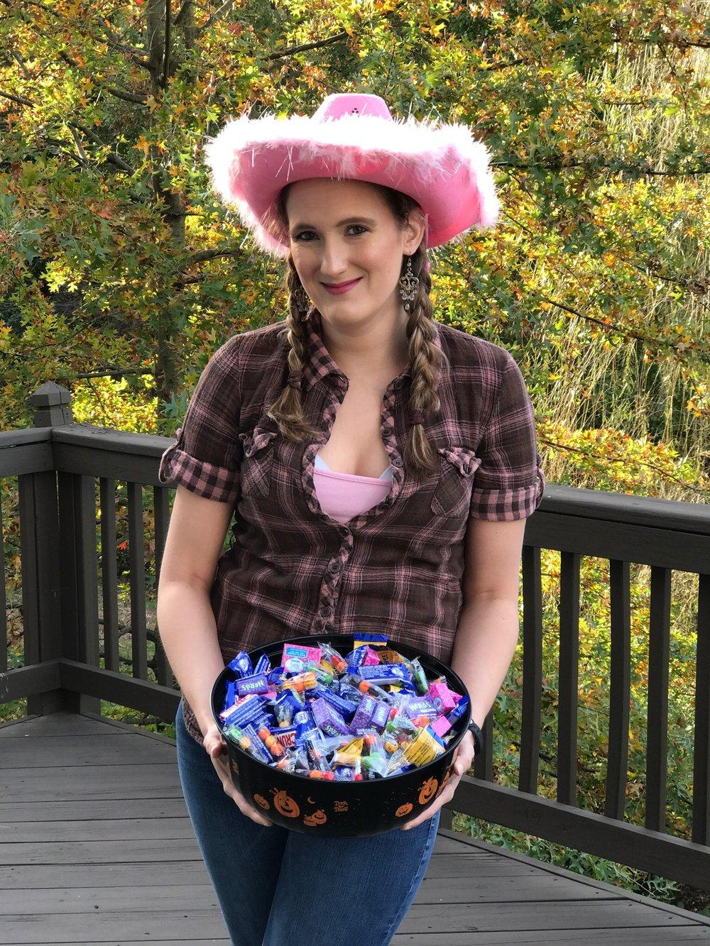 WIWW: My Halloween Costume