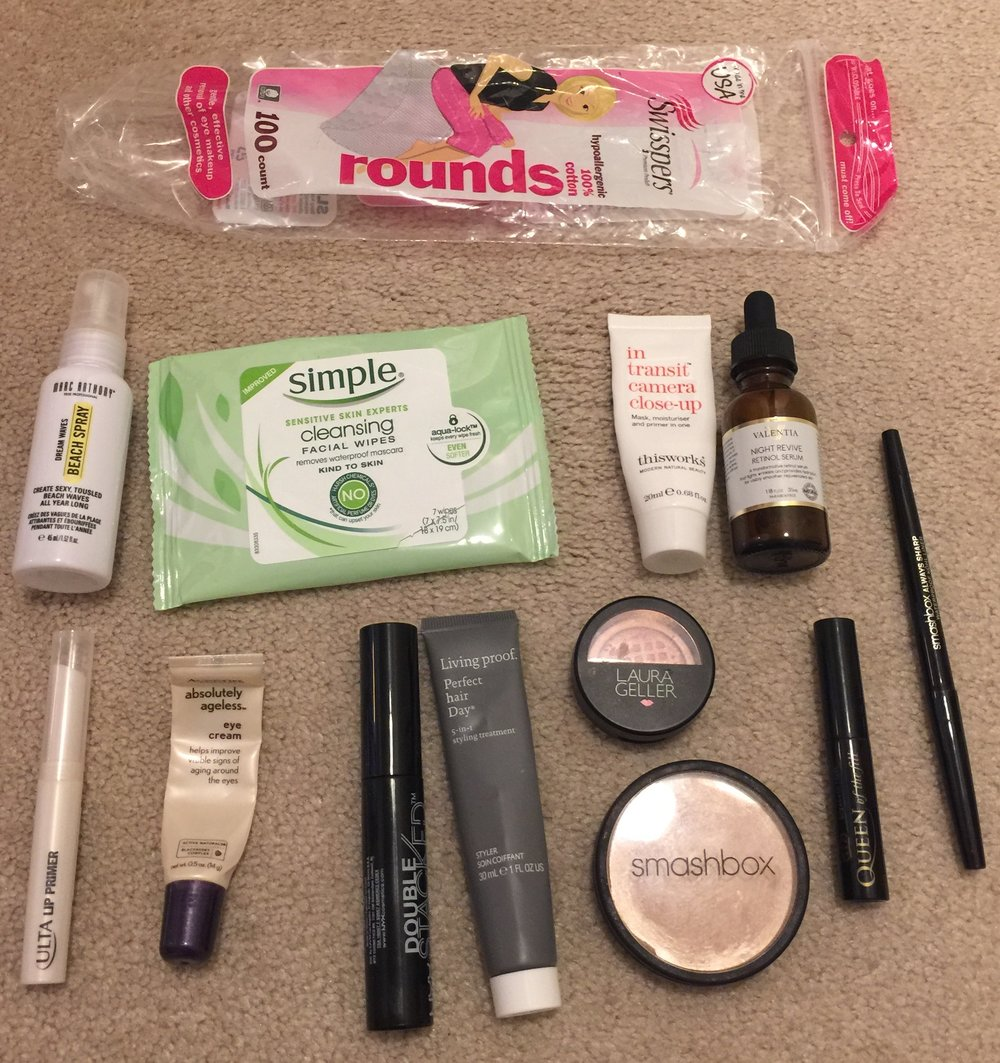 November and December 2016 Empties