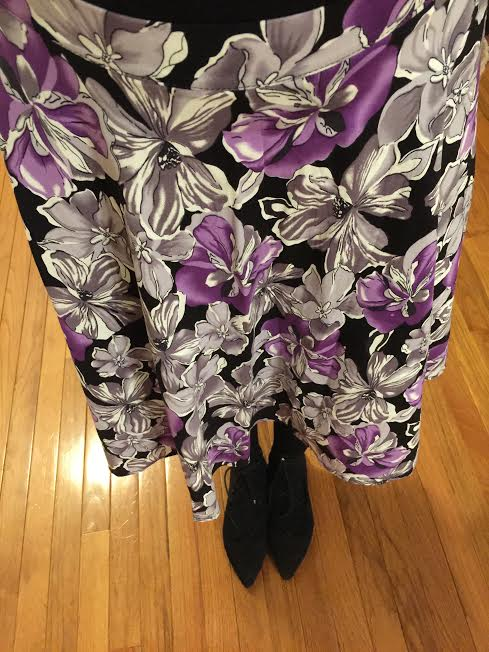 Thursday Moda:  Floral For Spring