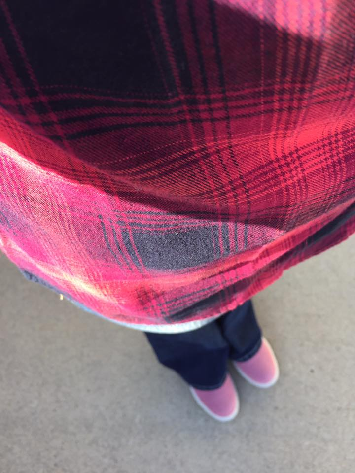 WIWW: Pink Plaid