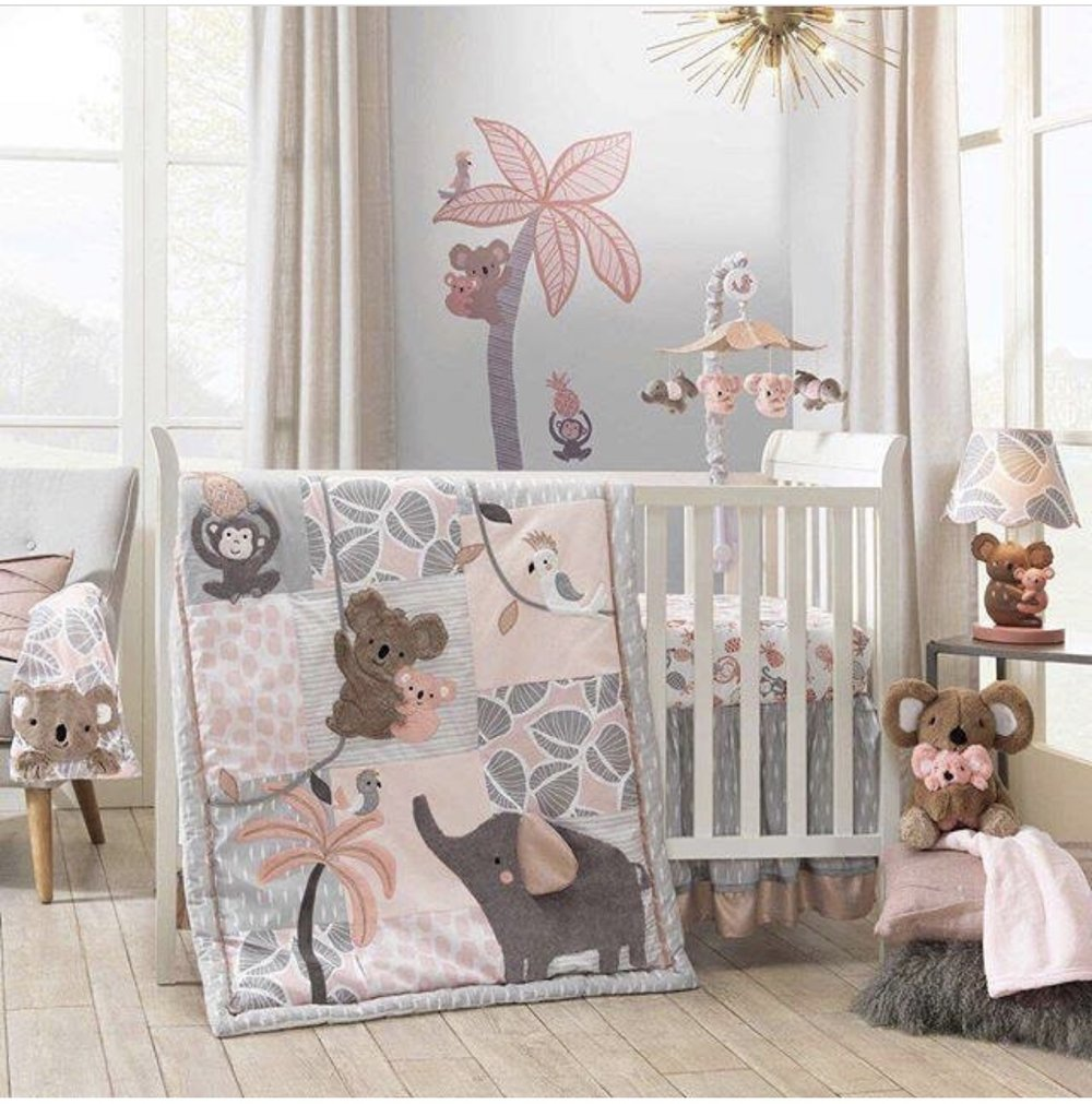 Planning Baby Girls Bedroom