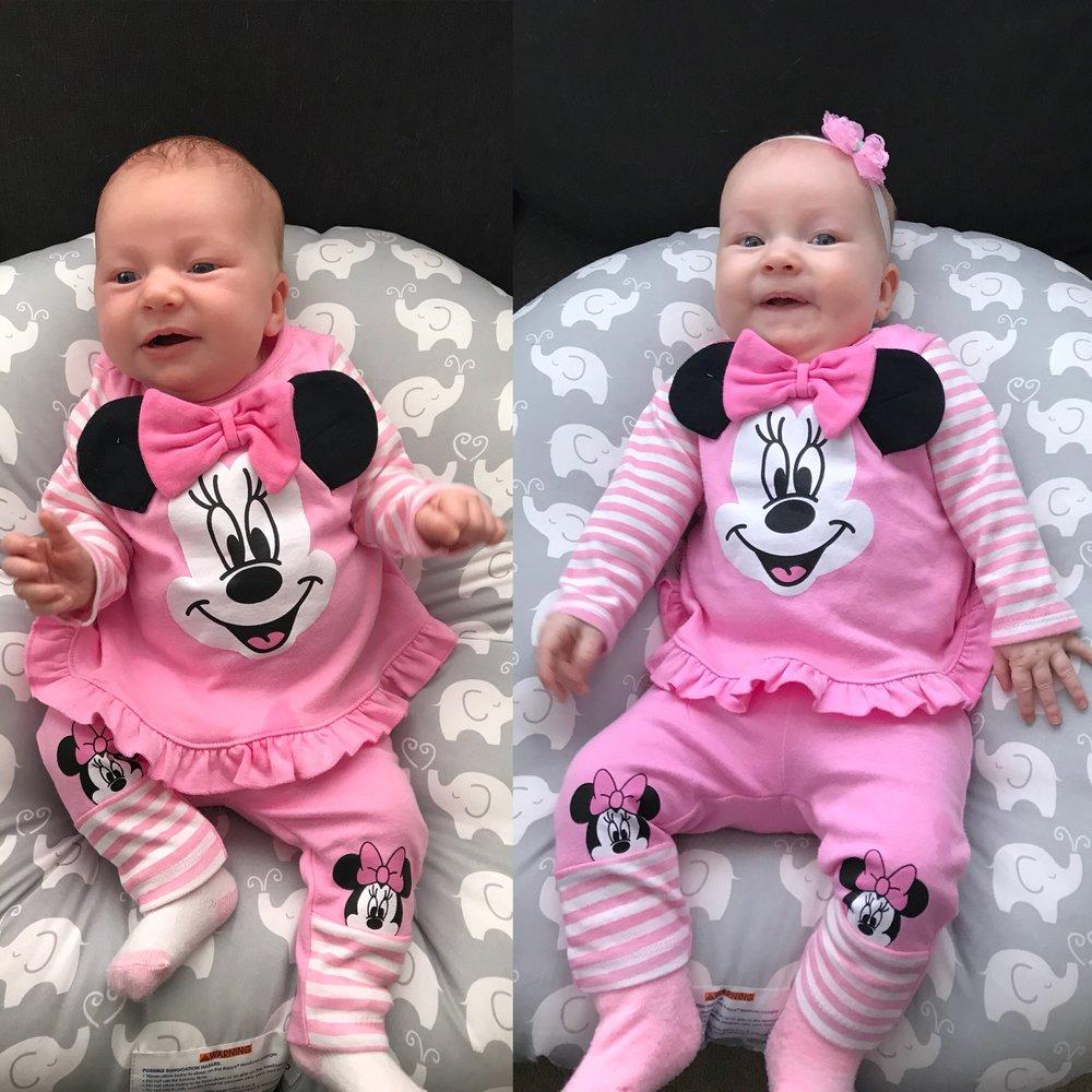 Baby Girl Transformation