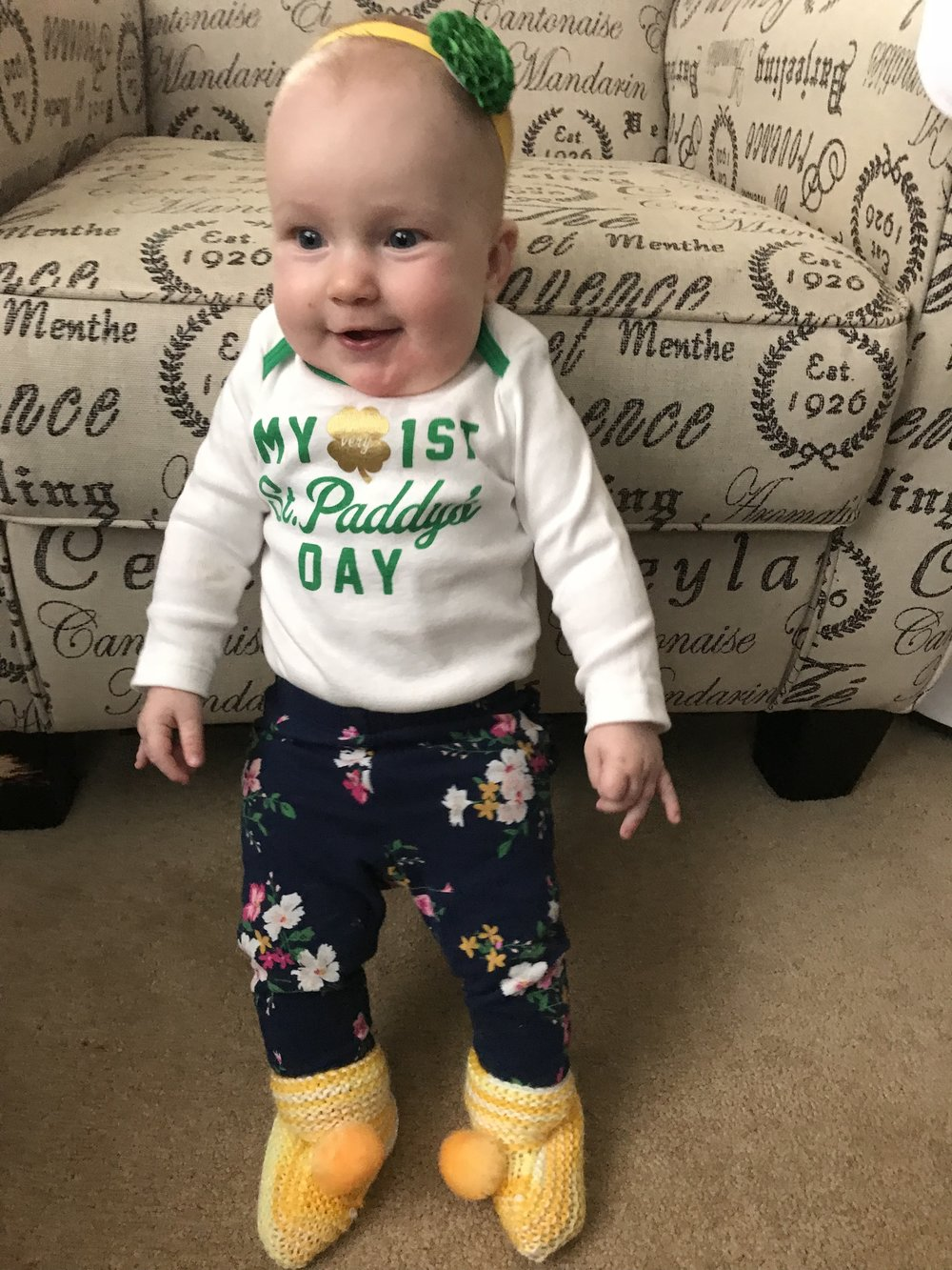 WIWW: St. Patrick's Day Outfit
