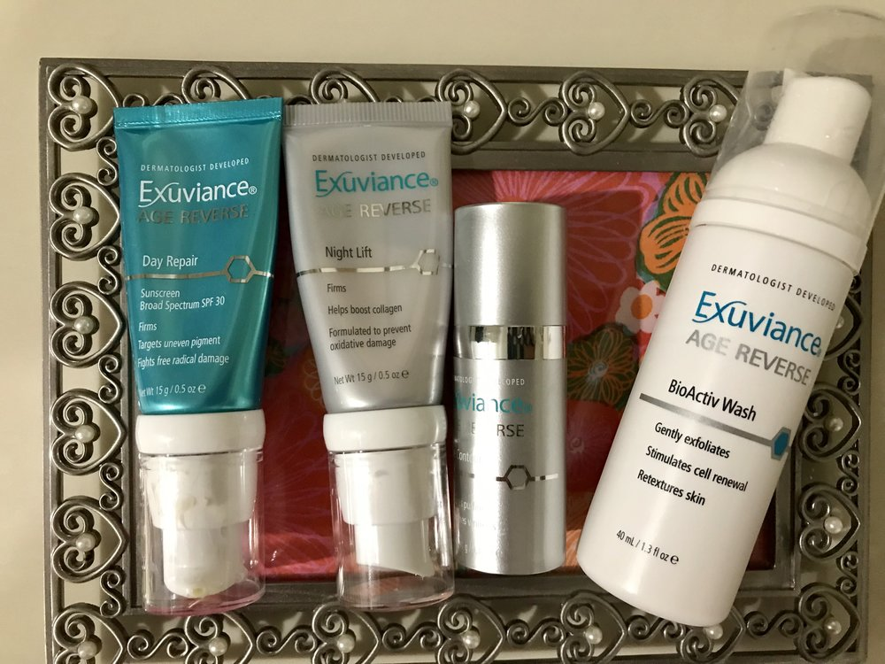 Review: Exuviance Summer Skincare