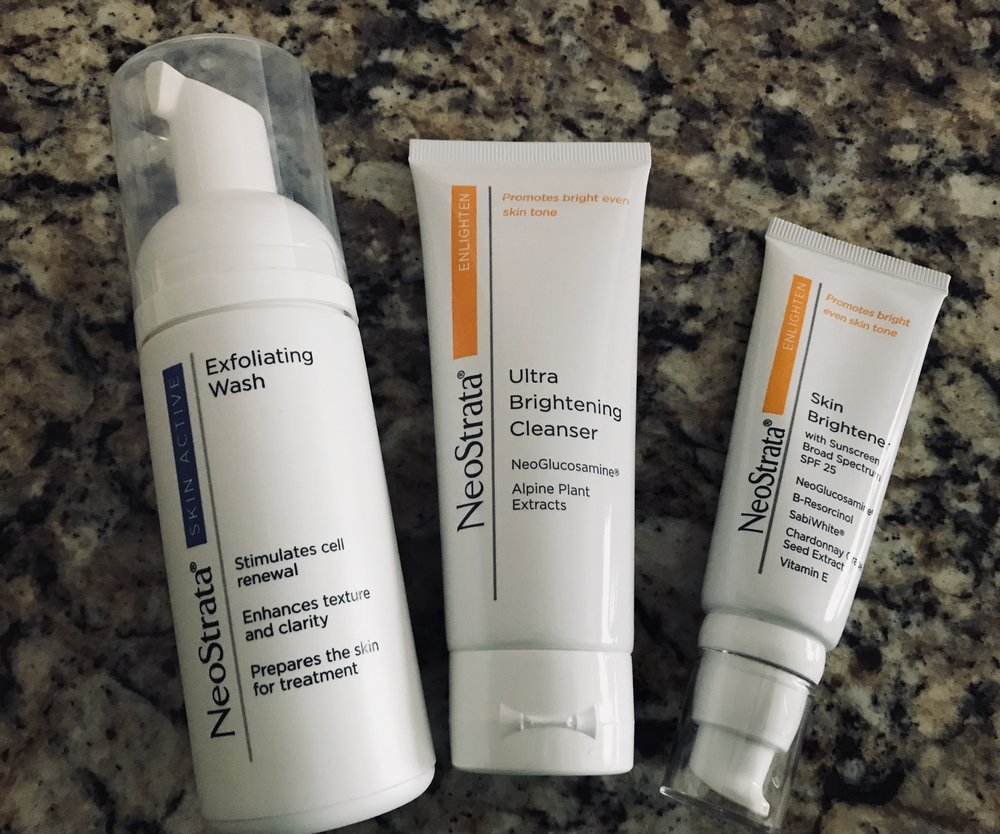 My Summer Skincare Using NeoStrata