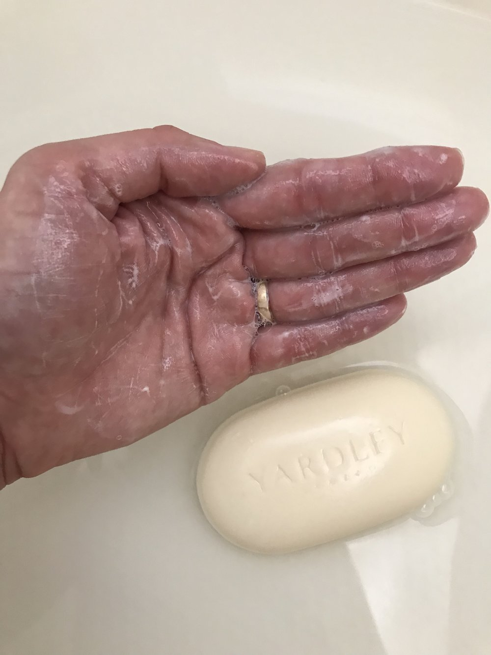 Review: Yardley Soaps
