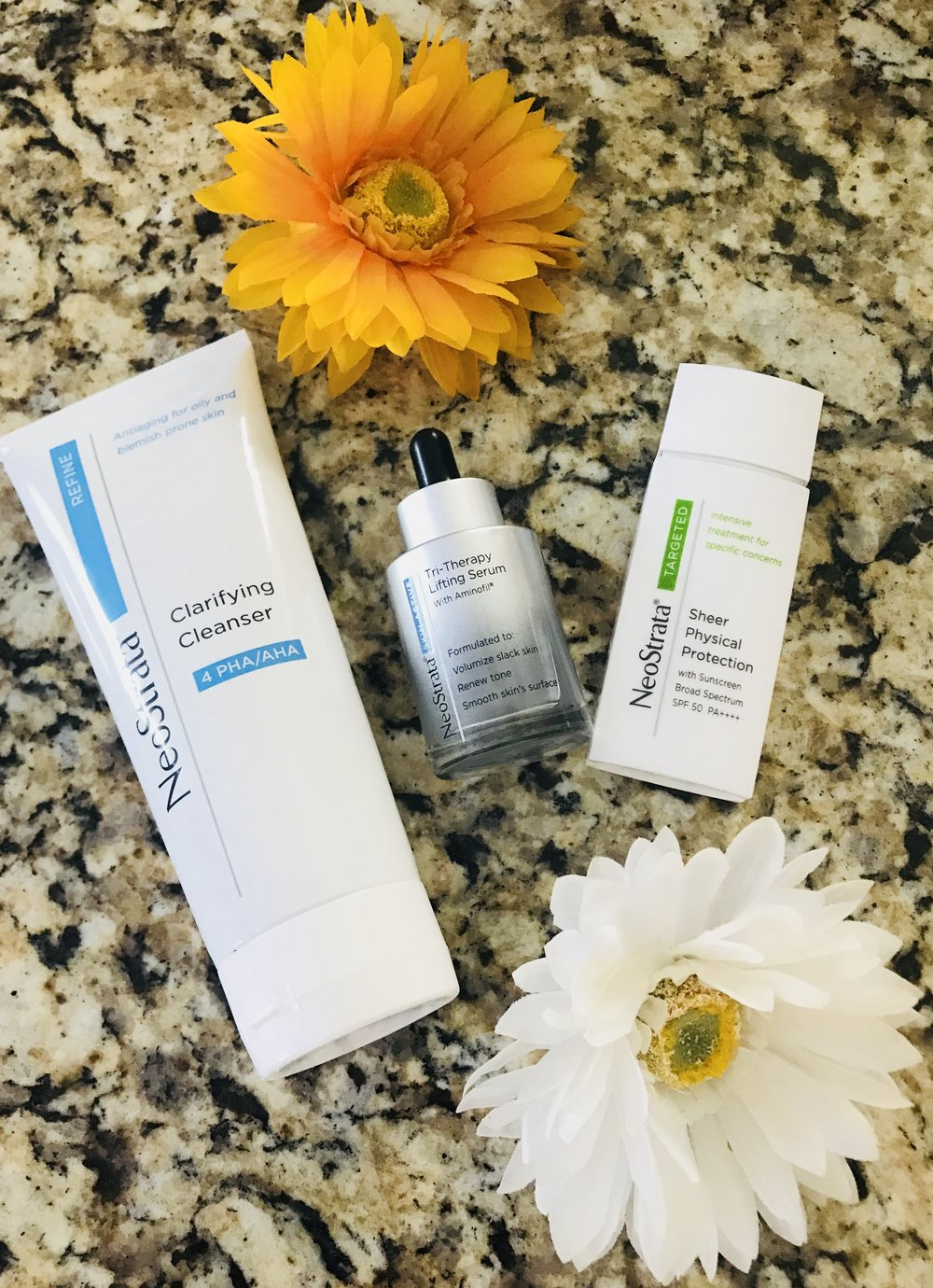 My Updated Skincare Routine Using NeoStrata