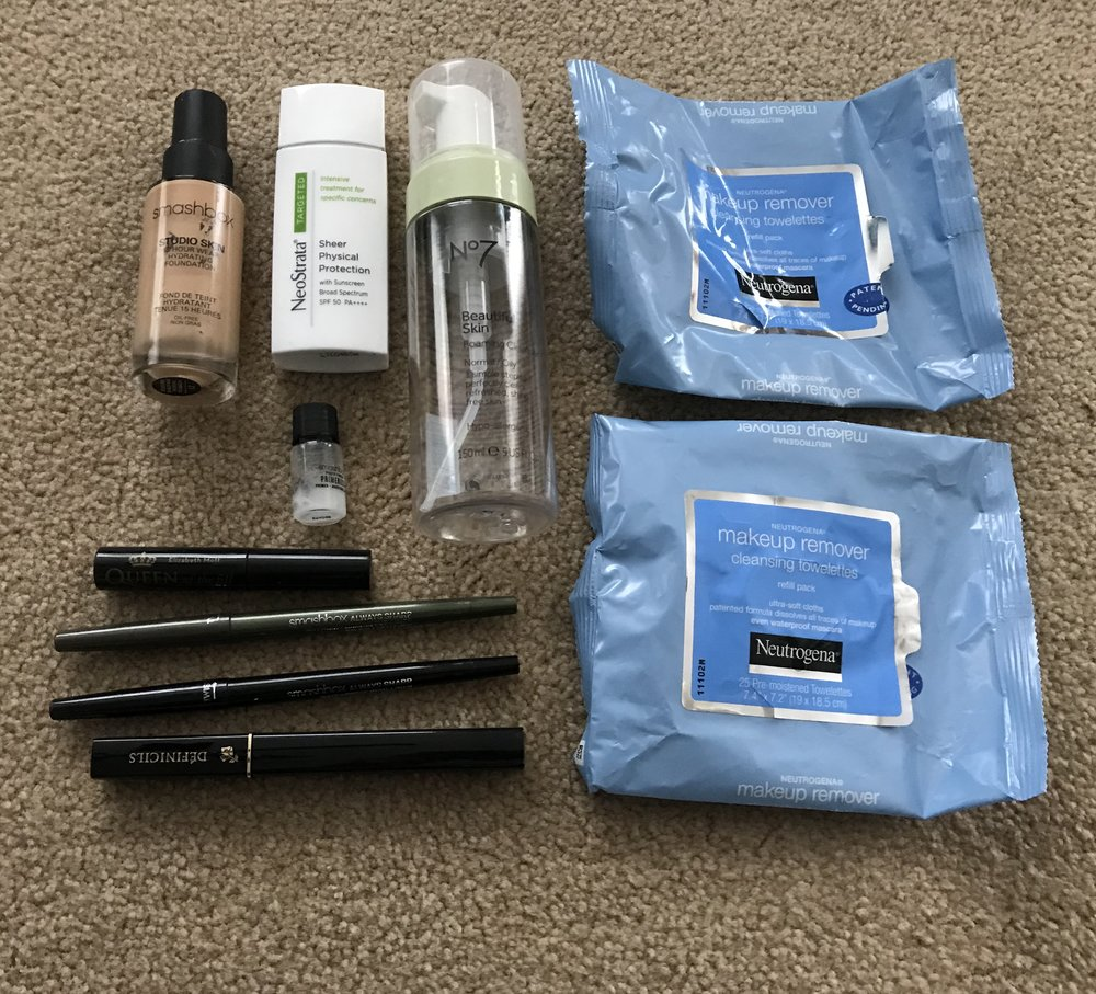 January and February Empties