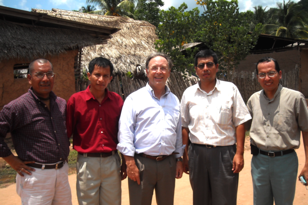 The first Challenger of 2009 unveiled a new program geared to jumpstart church-planting in Latin America, the continent where BIEM founder Peter Slobodian accepted the Lord. The plan is to provide limited support for two years for Peruvian Bible school graduates who are eager to plant churches. BIEM's Latin America Field Director, Andy Counterman, provides this news from Peru. -