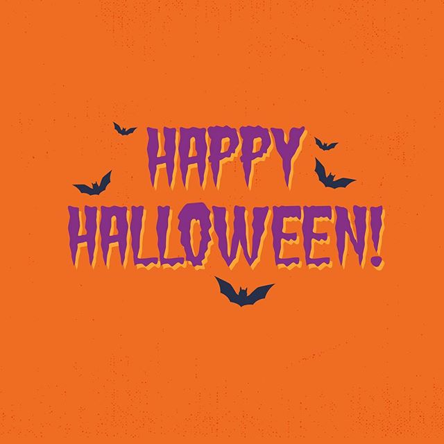 Have a spook-tacular day! #happyhalloween
