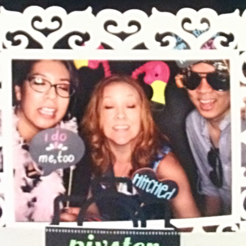 Voted #1 Photo Booth! The people have spoken!