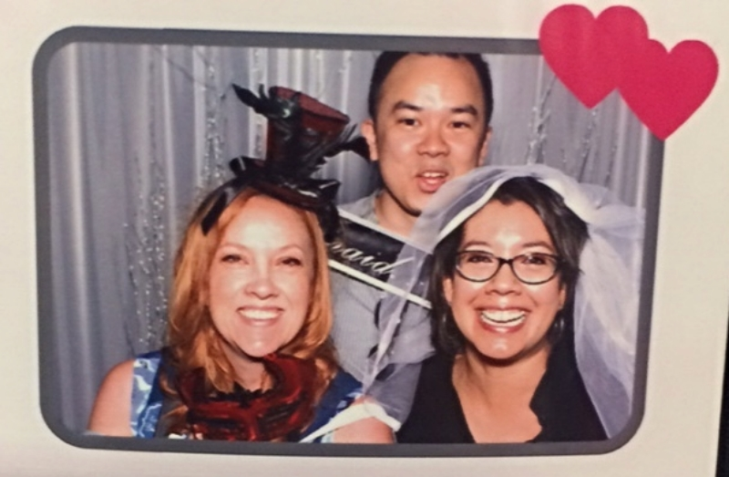 This photo booth was not voted #1.